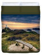 Lighthouse View Duvet Cover