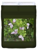 Lilac Bush Duvet Cover
