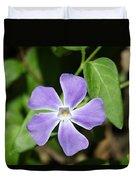 Lilac Periwinkle Duvet Cover