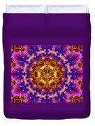 Sacred G Mandala 2 Duvet Cover