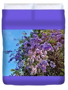 Lilac Tree Duvet Cover