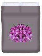 Lilac Twins Duvet Cover