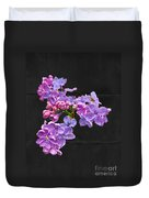 Lilacs - Perfumed Dreams Duvet Cover
