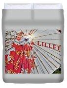 Lillet Parasol Duvet Cover