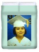 Lilli My Granddaughter  Duvet Cover