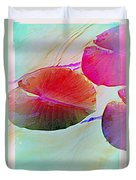 Lily Pad 1 Duvet Cover
