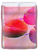 Lily Pad 3 Duvet Cover
