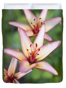 Lily One Duvet Cover
