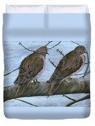 Limbirds Duvet Cover
