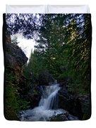 Lime Creek Duvet Cover