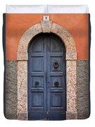 Limone Door Duvet Cover