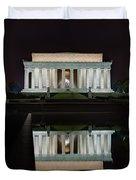 Lincoln Reflection Duvet Cover