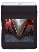 Lincoln Zephyr Duvet Cover