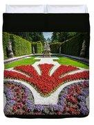 Linderhof Palace Gardens - Bavaria - Germany Duvet Cover