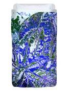 Line Texture Colour Duvet Cover