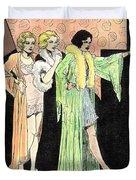 Lingerie Ladies Duvet Cover