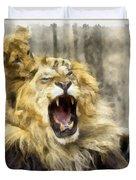Lion 15 Duvet Cover