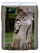 Lion Tree Duvet Cover
