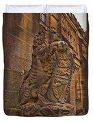 Lions Head Duvet Cover