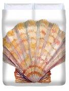 Lion's Paw Shell Duvet Cover
