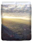 Lipon Point Sunset - Grand Canyon National Park - Arizona Duvet Cover