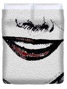 Liposuction Successful  Duvet Cover by Sir Josef - Social Critic -  Maha Art