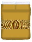 Liquid Gold 1 Duvet Cover