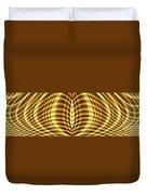 Liquid Gold 3 Duvet Cover