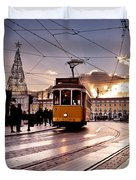 Lisbon Light Duvet Cover