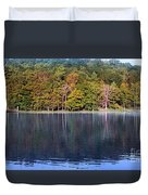Little Beaver Lake Duvet Cover