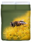 Little Bee Duvet Cover