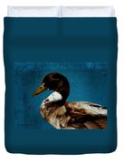 Little Brown Duck Duvet Cover