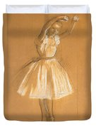 Little Dancer Duvet Cover