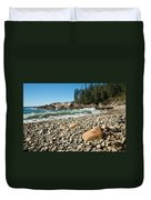 Little Hunter's Beach  0009 Duvet Cover