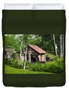 Little Mill Eastern State College Duvet Cover