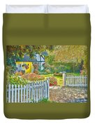 Little Newton Cottage Duvet Cover