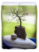 Little Pearl Tree Duvet Cover