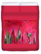 Little Red Duvet Cover
