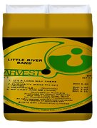 Little River Band It's A Long Way There Side 1 Duvet Cover