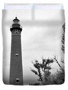 Little Sable Point Lighthouse IIi Duvet Cover