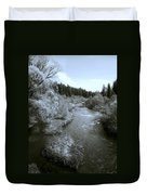 Little Spokane River Beauty Duvet Cover