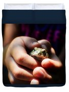 Little Toad Duvet Cover