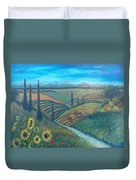 Little Tuscany Duvet Cover