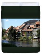 Little Venice - Bamberg - Germany Duvet Cover
