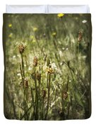 Little Weeds Duvet Cover