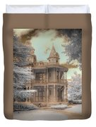 Littlefield Mansion Duvet Cover