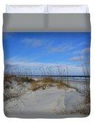 Little Talbot Sand Dunes Duvet Cover