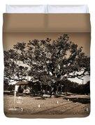 Live Oak Outer Banks Duvet Cover