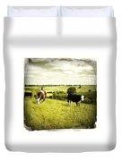Livestock  Duvet Cover