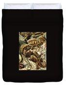 Lizard Detail II Duvet Cover